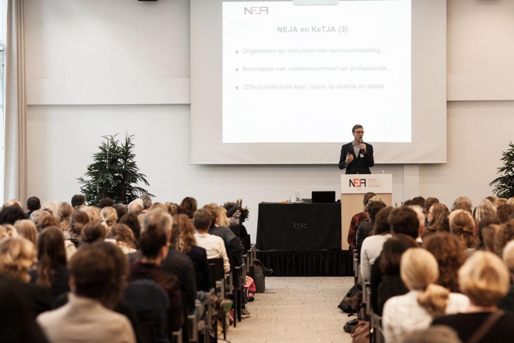 NEJA-conferentie